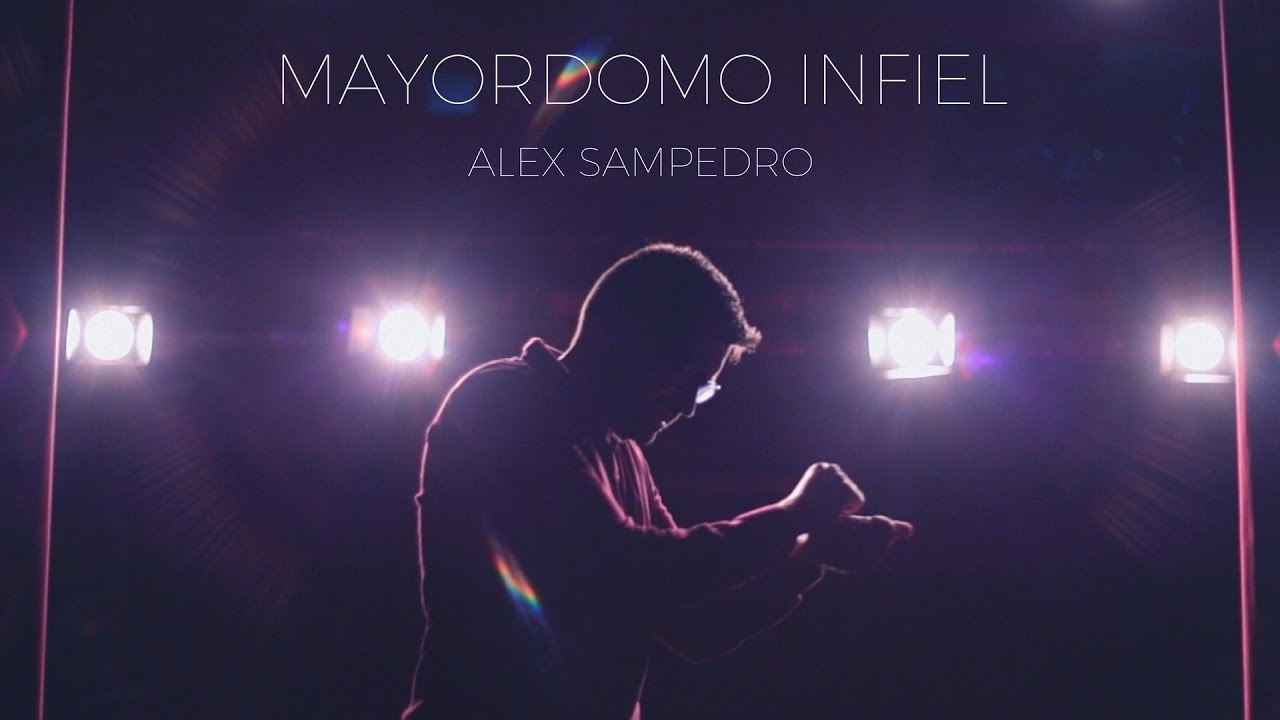 Alex Sampedro Mayordomo Infiel
