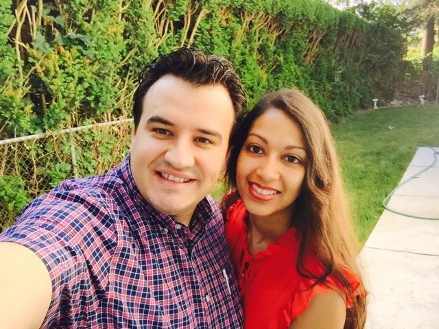 Antonio Burgos & Susy Escolástico