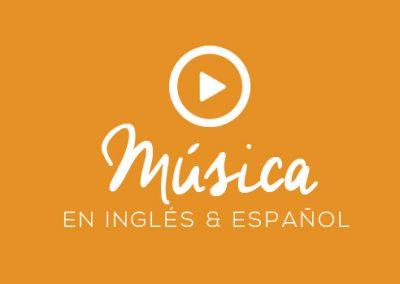 Música en Español e Inglés